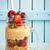 自然 · ヨーグルト · 液果類 · 種子 · 木製 · 健康 - ストックフォト © lidante
