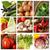 красочный · органический · овощей · старые · разделочная · доска · свежие - Сток-фото © lidante