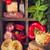tradicional · comida · italiana · tagliatelle · ingredientes · macarrão · como - foto stock © lidante