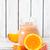smoothie · verre · jar · fraîches · maison · orange - photo stock © lidante