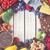 müzli · ananász · bogyók · tál · friss · egészséges - stock fotó © lidante
