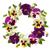 flowers wreath stock photo © lidante