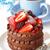 çikolata · tatlı · karpuzu · yalıtılmış · fotoğraf · lezzetli - stok fotoğraf © lidante