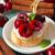 cerejas · canela · isolado · frutas - foto stock © lidante
