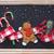 クリスマス · キャンディ · 実例 · 赤 · 面白い - ストックフォト © lidante