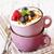 cam · tatlı · yoğurt · taze · karpuzu · müsli - stok fotoğraf © lidante