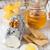 Grieks · yoghurt · honing · biscuits · glas · melk - stockfoto © lidante