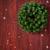 christmas wreath card stock photo © lidante