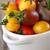 свежие · зрелый · помидоров · красочный · деревенский · белый - Сток-фото © lidante