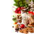natal · bolinhos · vidro · sino · jarra · ingredientes - foto stock © lidante