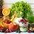 szeder · smoothie · granola · görög · joghurt · üveg - stock fotó © lidante