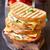 alla · griglia · vegetali · panini · formaggio · cena · insalata - foto d'archivio © lidante