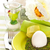 yer · Paskalya · paskalya · yumurtası · çiçek · bahar · cam - stok fotoğraf © lidante