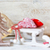 Navidad · decoración · decorativo · linterna · elegante - foto stock © lidante