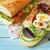 frescos · sabroso · baguette · alimentos · salud · trigo - foto stock © lidante