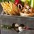 úmido · verde · cebolas · sessão - foto stock © lidante