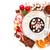 taza · chocolate · caliente · cookies · decorado · alimentos - foto stock © lidante