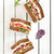サラミ · ライ麦 · ビーズ · サンドイッチ · 新鮮な · 野菜 - ストックフォト © lidante