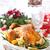 クリスマス · 場所 · 全体 · オレンジ · 鶏 - ストックフォト © lidante