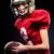 amerykański · piłka · portret - zdjęcia stock © lightfieldstudios