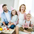 família · feliz · mães · dia · férias · família - foto stock © lightfieldstudios
