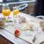 gezonde · ontbijt · ingrediënten · groenten · champignons - stockfoto © lightfieldstudios