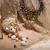 tojások · széna · toll · fából · készült · madár · farm - stock fotó © lightfieldstudios