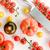 fresh tomatoes and knife stock photo © lightfieldstudios