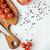 tomatoes and cutting board stock photo © lightfieldstudios