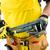 работник · инструментом · пояса · кирпичная · стена · стороны · промышленности - Сток-фото © lightfieldstudios