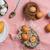 oude · zilver · lepels · houten · tafel · voedsel - stockfoto © lightfieldstudios
