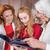supérieurs · mère · fille · regarder · photo · séduisant - photo stock © lightfieldstudios