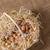 tyúk · tojások · felső · kilátás · tálak · dekoratív - stock fotó © lightfieldstudios