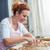 pişirme · Noel · kurabiye · neşeli · mutlu · tatil - stok fotoğraf © lightfieldstudios