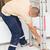 klusjesman · stap · ladder · werknemer · industriële · dienst - stockfoto © Lighthunter