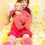 sevimli · kardeşler · yatak · küçük · kız · bebek - stok fotoğraf © Lighthunter