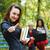studentów · student · kobiet · nastolatków - zdjęcia stock © lighthunter