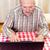 velho · tecnologia · idoso · homem · usando · laptop · casa - foto stock © lighthunter