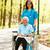 медсестры · старший · женщину · коляске · улице · портрет - Сток-фото © lighthunter