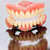 bajar · dentales · prótesis · espejo · superficie · médicos - foto stock © lighthunter