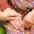 支援 · 貧しい · 看護 · 高齢者 - ストックフォト © lighthunter