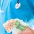 egészségügy · megtakarított · pénz · izolált · fehér · háttér · bank - stock fotó © lighthunter