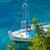 küçük · tekne · deniz · İspanya · güzellik - stok fotoğraf © lighthunter