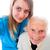 heureux · soins · assistant · âgées · patient · Homme - photo stock © lighthunter