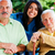 nurse with elderly people stock photo © lighthunter