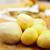 peeled fresh potatoes stock photo © lighthunter