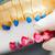 dentales · técnico · de · trabajo · laboratorio · mano · pintura - foto stock © lighthunter