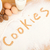 written in flour   cookies stock photo © lighthunter