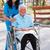 especial · atención · facilidad · ancianos · médico · enfermera - foto stock © lighthunter