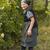 jardim · velha · sorrir · feliz · natureza - foto stock © Lighthunter